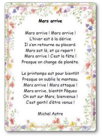 Mars arrive ! Poeme10