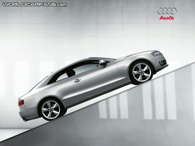 Speculations: Audi S5 V8 Engine to be Downgraded to Supercha 20702210