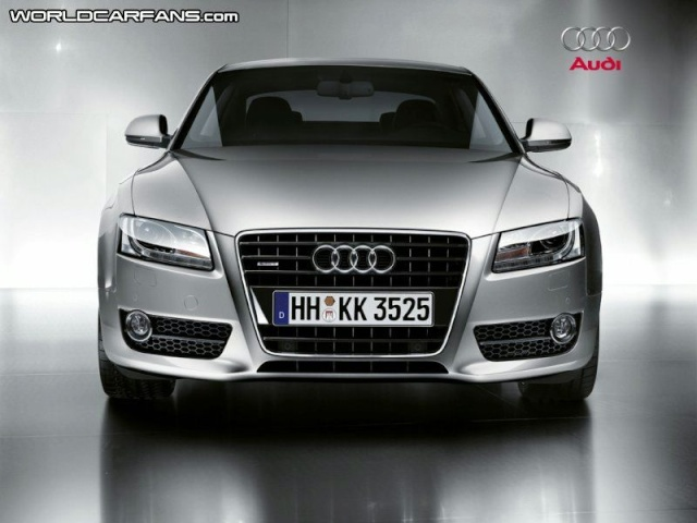 Speculations: Audi S5 V8 Engine to be Downgraded to Supercha 20702211