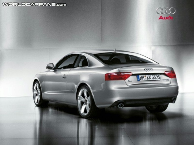 Speculations: Audi S5 V8 Engine to be Downgraded to Supercha 20702212