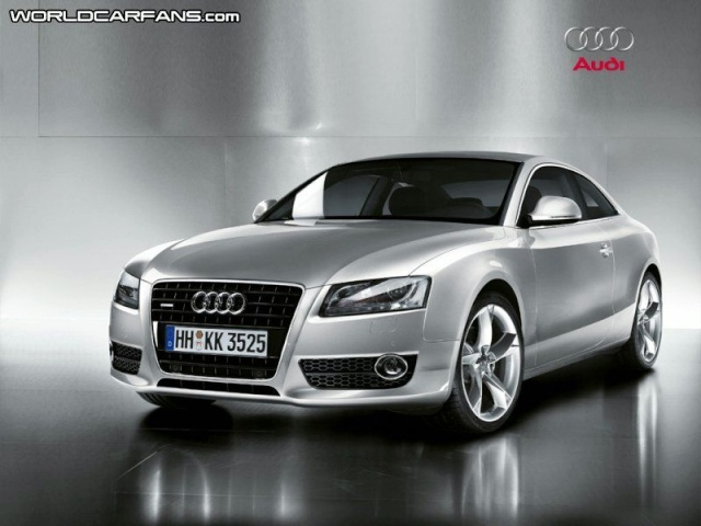 Speculations: Audi S5 V8 Engine to be Downgraded to Supercha 20702213
