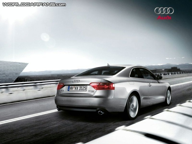 Speculations: Audi S5 V8 Engine to be Downgraded to Supercha 20702214