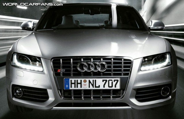 Speculations: Audi S5 V8 Engine to be Downgraded to Supercha 20702216