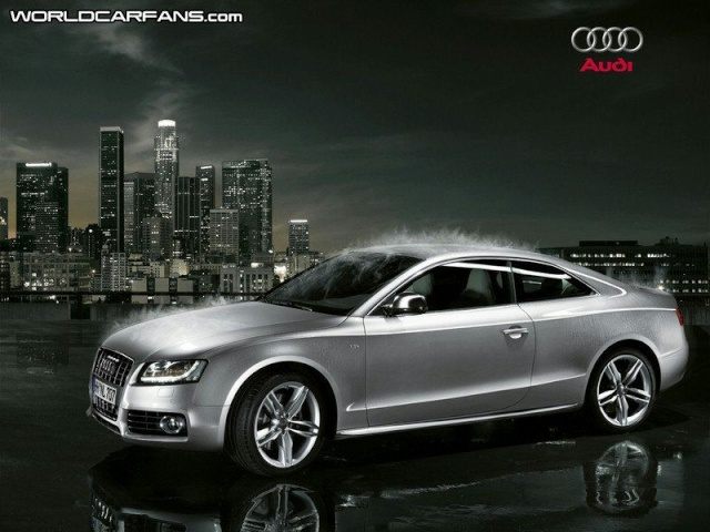 Speculations: Audi S5 V8 Engine to be Downgraded to Supercha 20702217