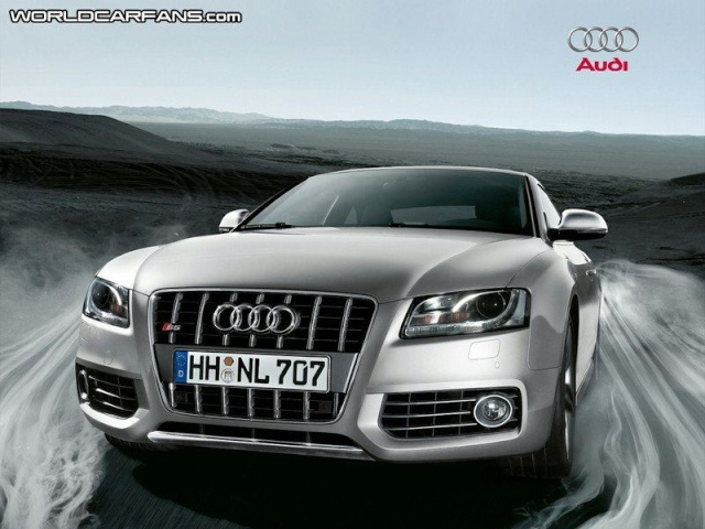 Speculations: Audi S5 V8 Engine to be Downgraded to Supercha 20702218
