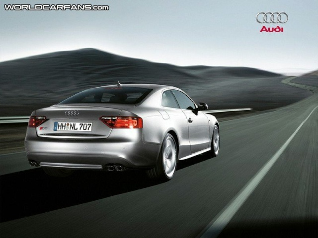 Speculations: Audi S5 V8 Engine to be Downgraded to Supercha 20702219