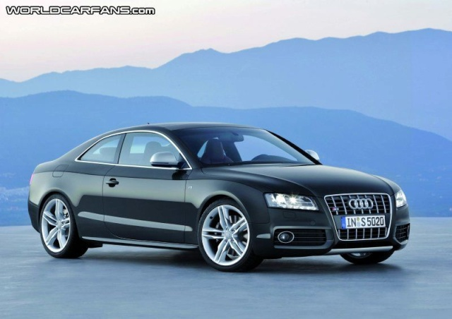 Speculations: Audi S5 V8 Engine to be Downgraded to Supercha 20702220