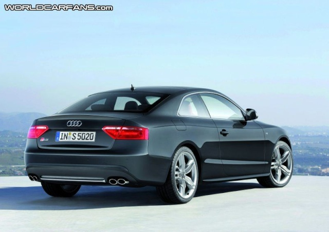 Speculations: Audi S5 V8 Engine to be Downgraded to Supercha 20702221