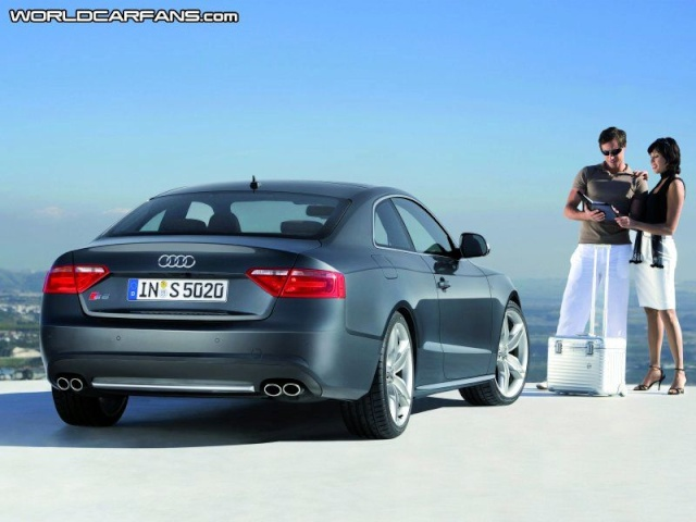 Speculations: Audi S5 V8 Engine to be Downgraded to Supercha 30703010