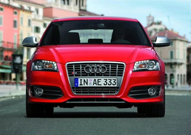 Audi S3 and S3 Sportback get S-tronic in Germany 30805211
