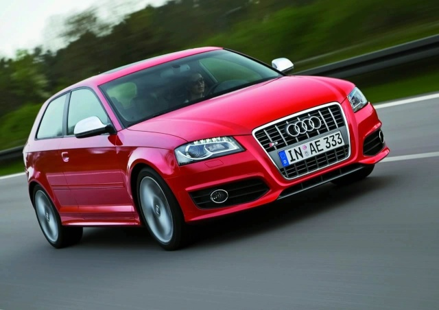 Audi S3 and S3 Sportback get S-tronic in Germany 30805213