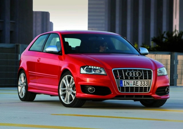 Audi S3 and S3 Sportback get S-tronic in Germany 30805217