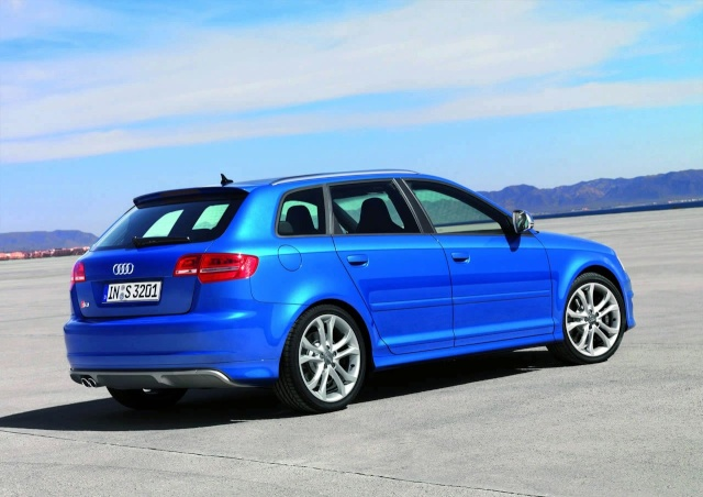 Audi S3 and S3 Sportback get S-tronic in Germany 30805218