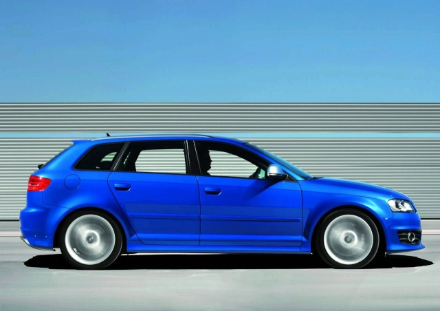 Audi S3 and S3 Sportback get S-tronic in Germany 30805219