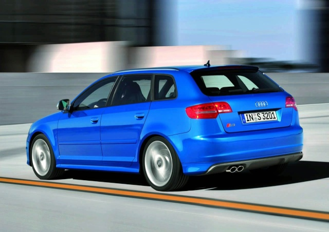 Audi S3 and S3 Sportback get S-tronic in Germany 30805220