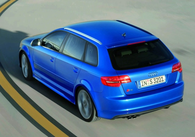 Audi S3 and S3 Sportback get S-tronic in Germany 30805221