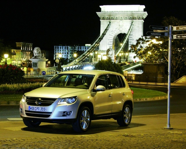 VW Tiguan Gets Front Wheel Drive Option (DE) 90709214