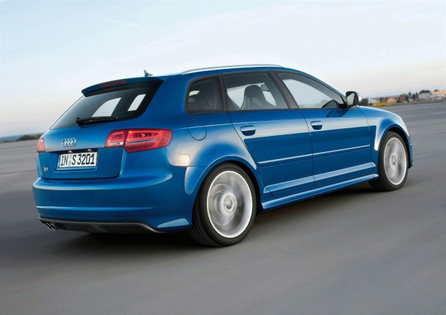Audi S3 and S3 Sportback get S-tronic in Germany 90804210