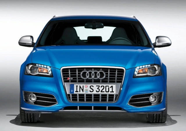 Audi S3 and S3 Sportback get S-tronic in Germany 90804211