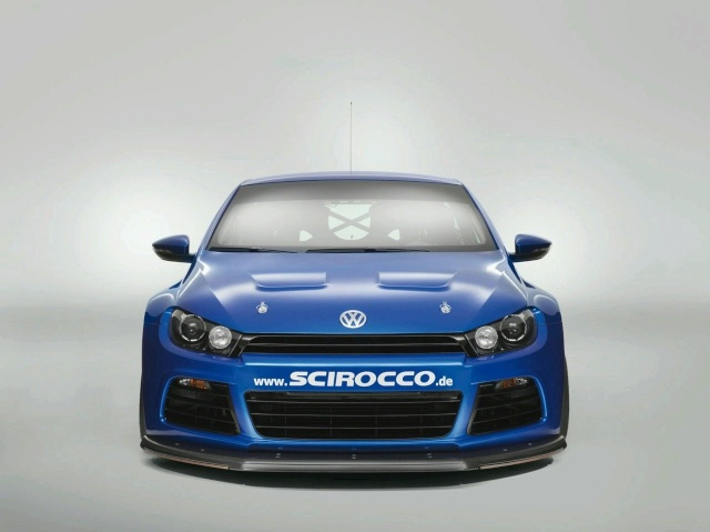 VW Scirocco R20T in the Works 90806310