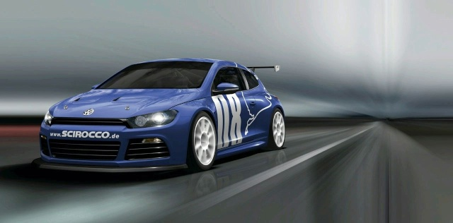 VW Scirocco R20T in the Works 90806311