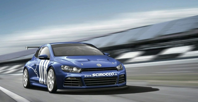VW Scirocco R20T in the Works 90806312