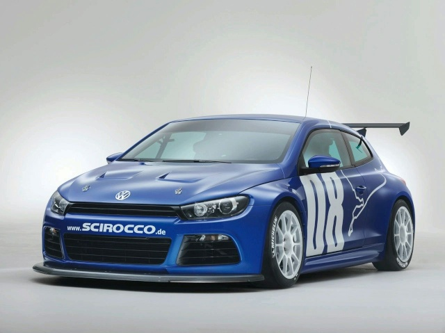 VW Scirocco R20T in the Works 90806313