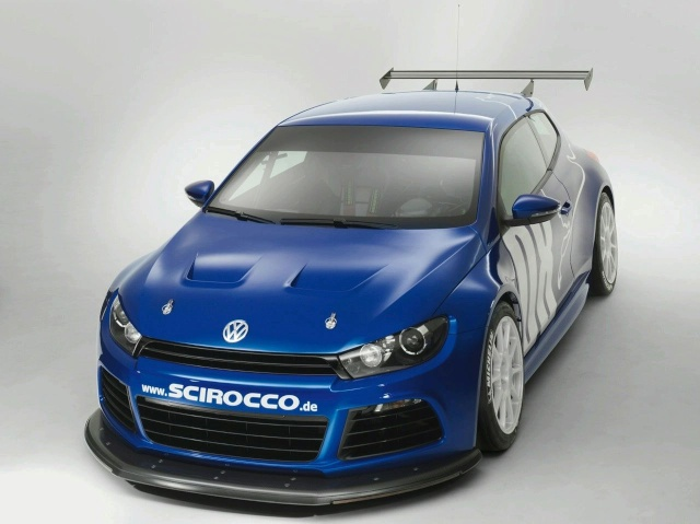 VW Scirocco R20T in the Works 90806314