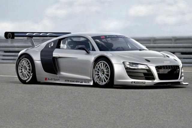 Audi R8 Race Version Set for World Debut at Essen 90808212