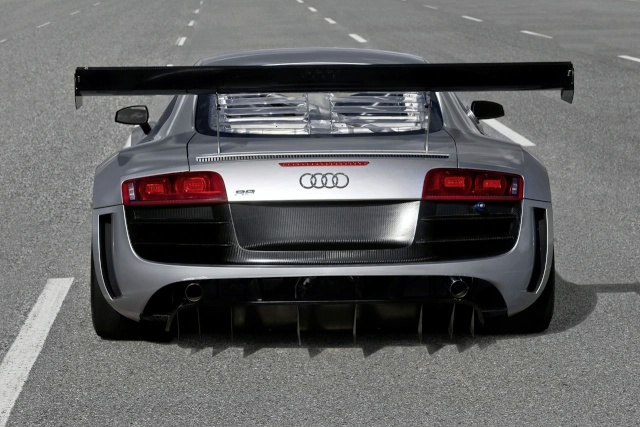 Audi R8 Race Version Set for World Debut at Essen 90808214
