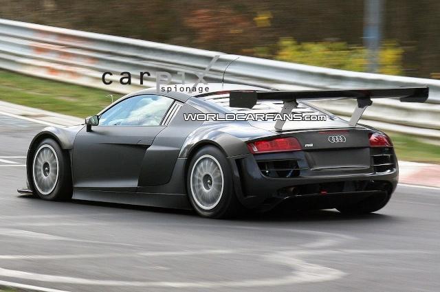 Audi R8 Race Version Set for World Debut at Essen Audi-r21