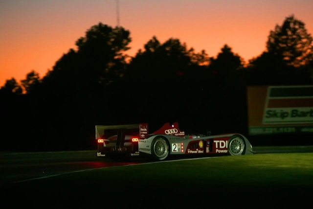 Audi Withdraws from American Le Mans Series in 2009 Audi-r43