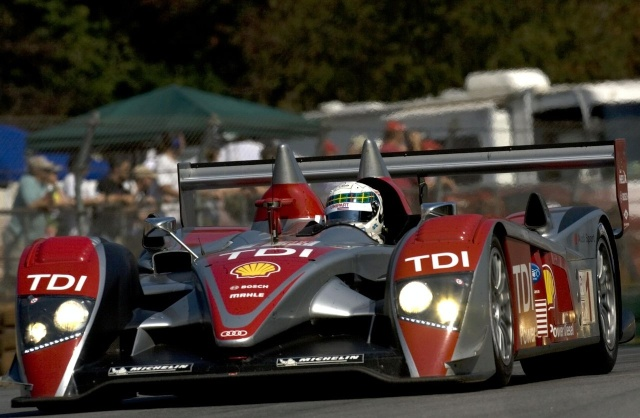Audi Withdraws from American Le Mans Series in 2009 Audi-r44