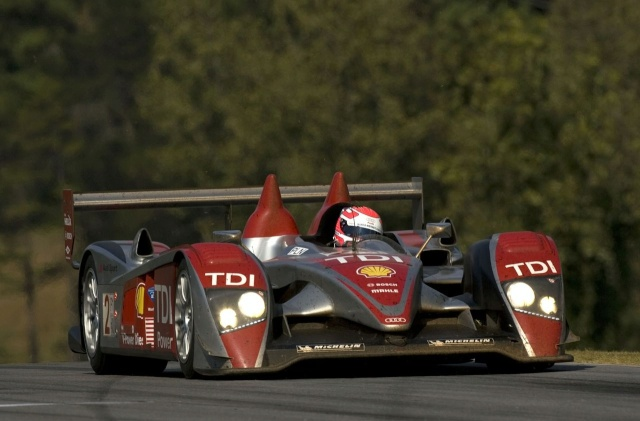 Audi Withdraws from American Le Mans Series in 2009 Audi-r45