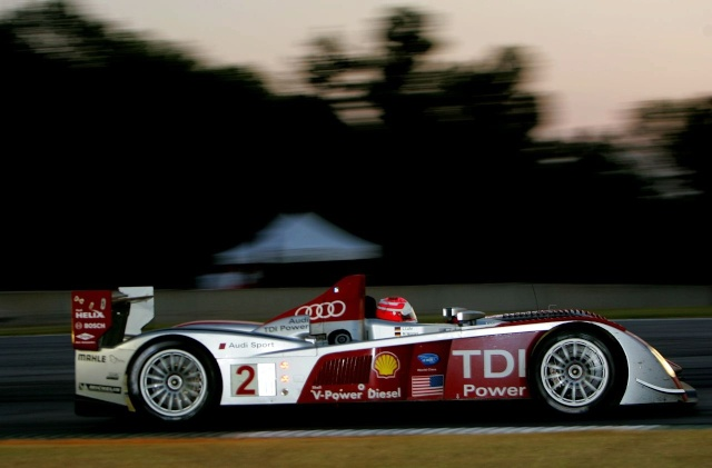 Audi Withdraws from American Le Mans Series in 2009 Audi-r46