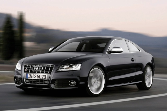Speculations: Audi S5 V8 Engine to be Downgraded to Supercha Audi-s10
