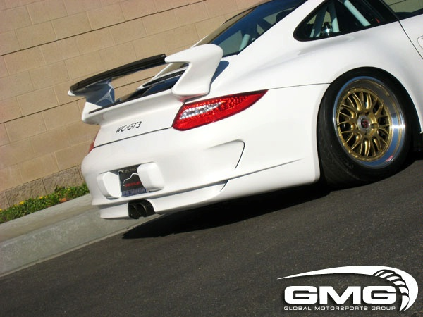 Porsche GT3 carbon fiber roof transplant by GMG Racing Gmg-wo12