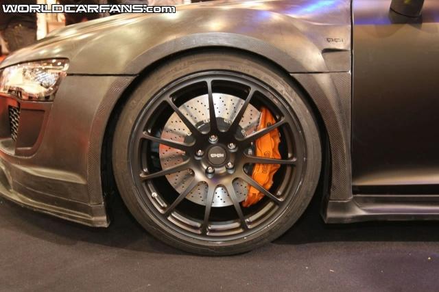 PPI Razor GTR based on Audi R8 Debuts at Essen Ppi-ra16