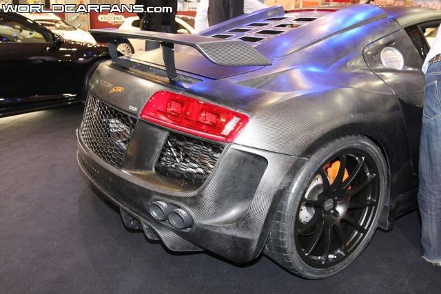 PPI Razor GTR based on Audi R8 Debuts at Essen Ppi-ra19