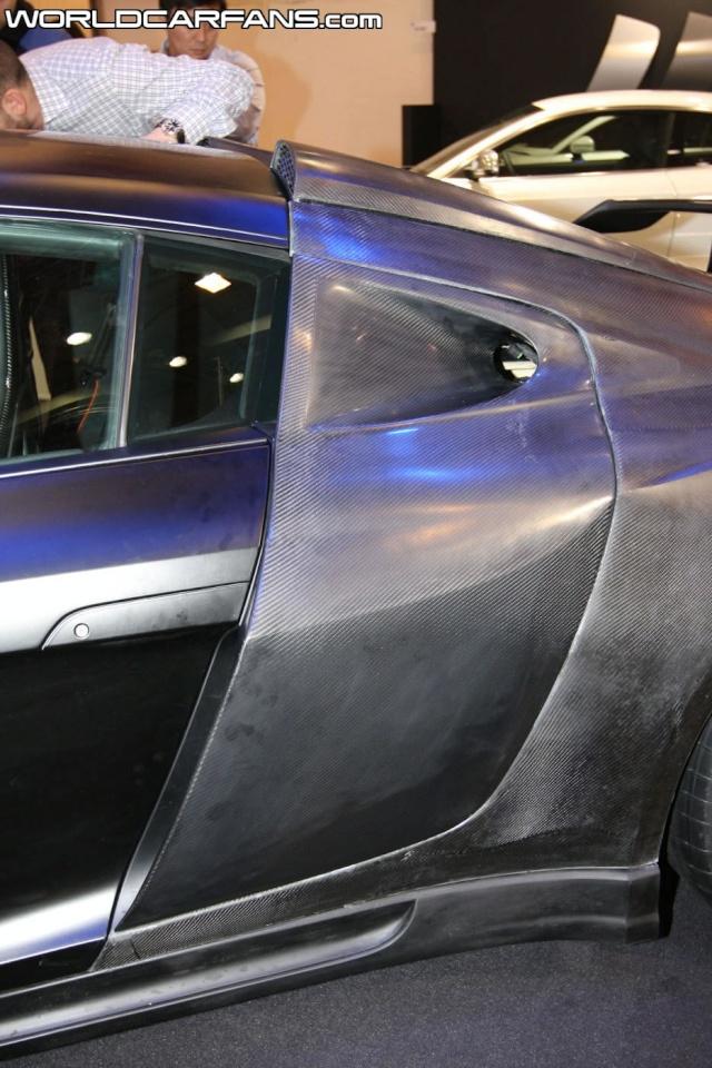 PPI Razor GTR based on Audi R8 Debuts at Essen Ppi-ra21