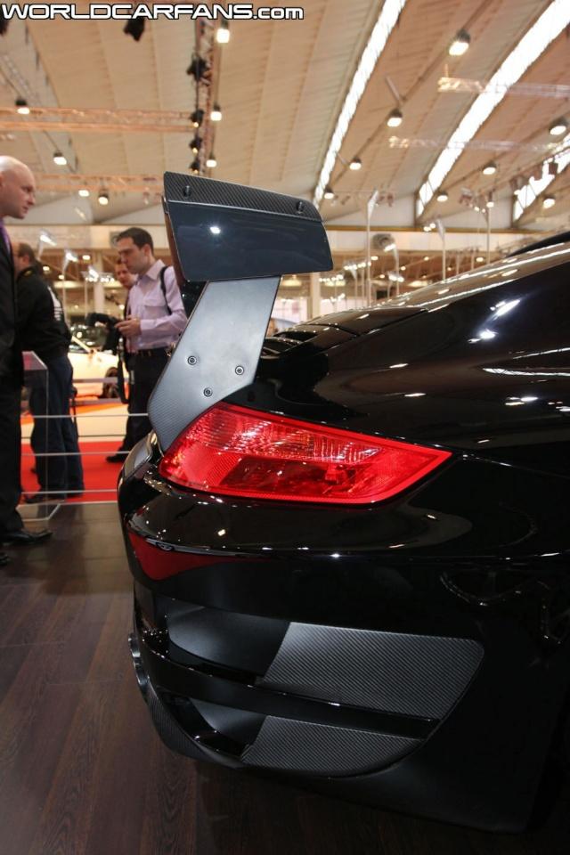Techart GTstreet R Unveiled at Essen Motor Show Techar17