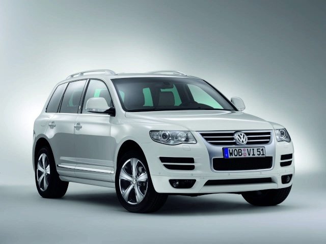 VW Touareg North Sails special edition now available to orde Vw-tou11