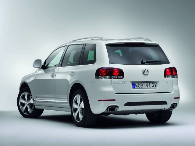 VW Touareg North Sails special edition now available to orde Vw-tou12