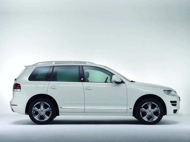 VW Touareg North Sails special edition now available to orde Vw-tou13