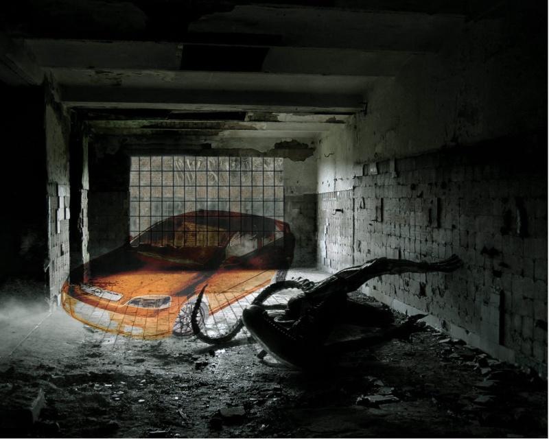 Fake Showroom für Fortgeschrittene Depres10