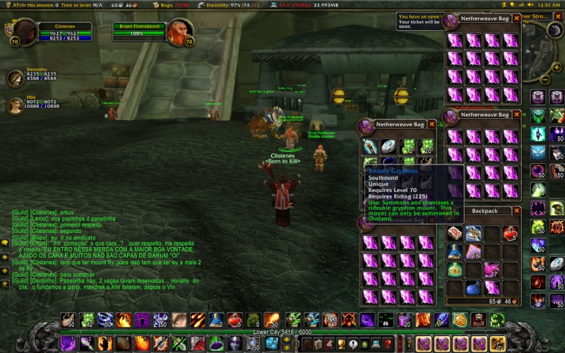 Primeiro kick da guild (efetuado por mim) Wowscr13