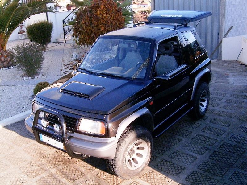 [APRESENTAÇÃO] - Suzuki Vitara 1.9TD by Nuno Soares - Página 2 Hpim2022