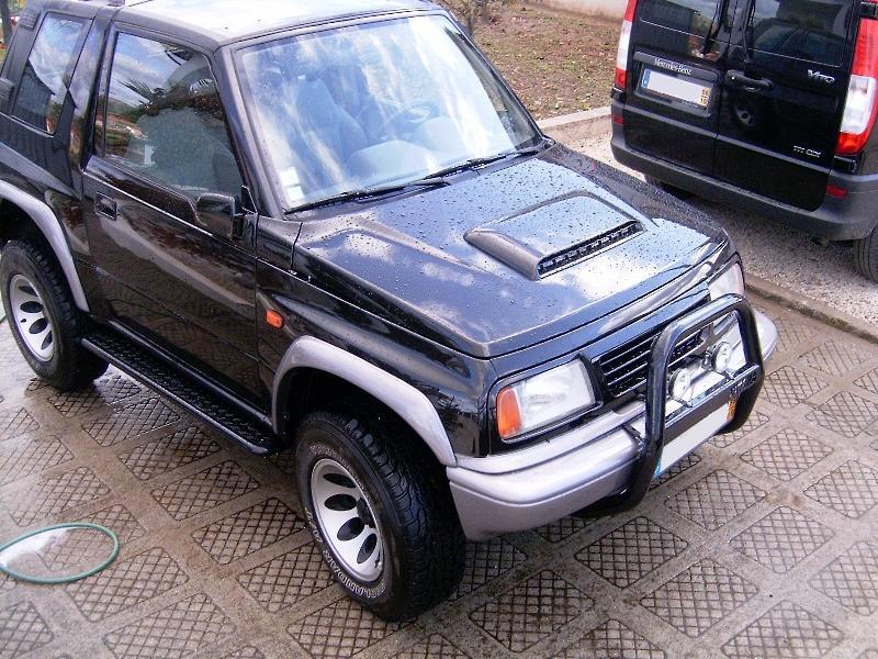 [APRESENTAÇÃO] - Suzuki Vitara 1.9TD by Nuno Soares - Página 2 Hpim2023
