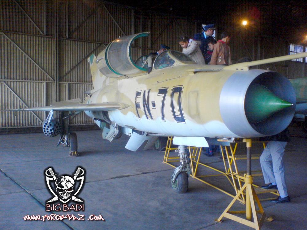 طائرة مقاتلة إعتراضية ميغ-21  MIG-21 Dsc02513
