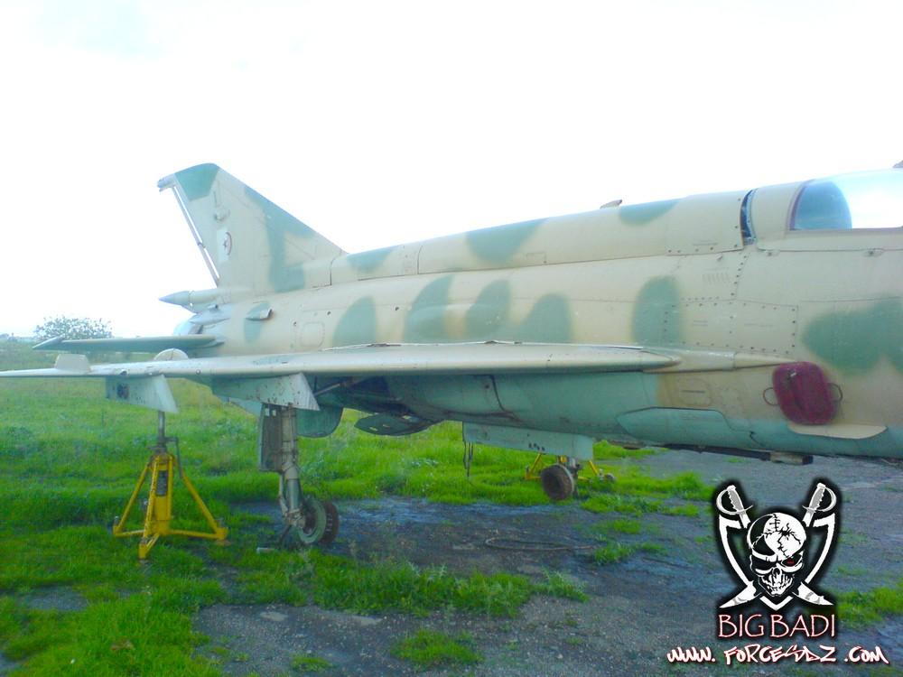طائرة مقاتلة إعتراضية ميغ-21  MIG-21 Dsc02517